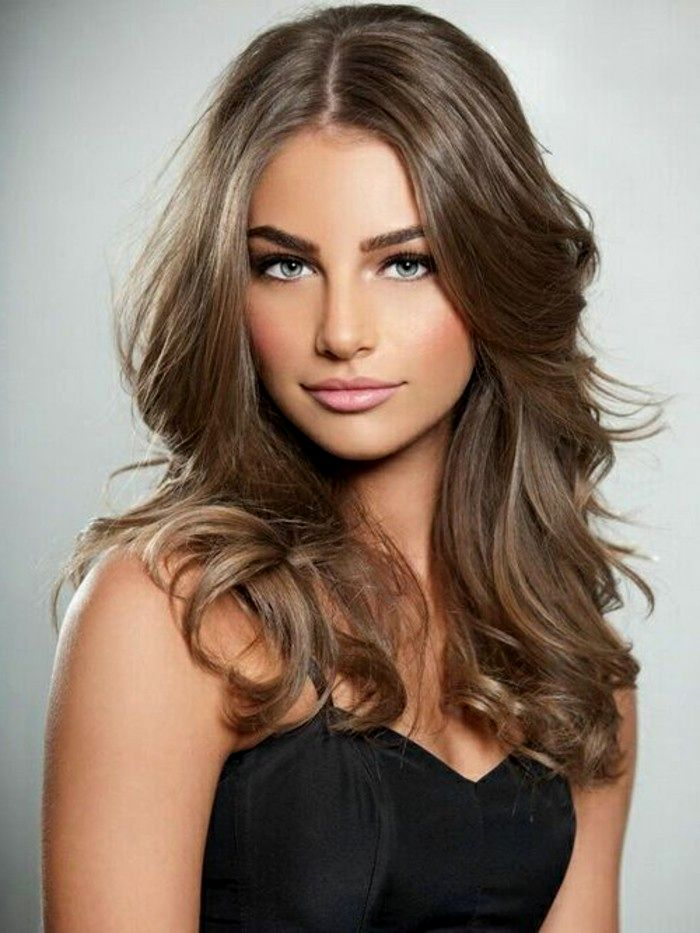 finest dark brown hair color model-Wonderful Dark Brown hair color pattern