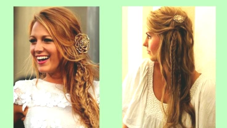 amazing awesome hairstyles half pinned architecture-Beautiful Hairstyles Half Pinned Wall