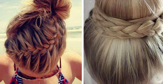 fantastic braided hairstyle instructions with pictures collection-Modern braided hairstyles Instructions With pictures design