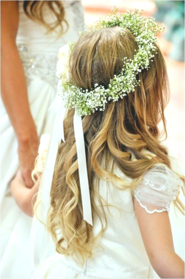 lovely hairstyles communion photo-Fascinating hairstyles communion image