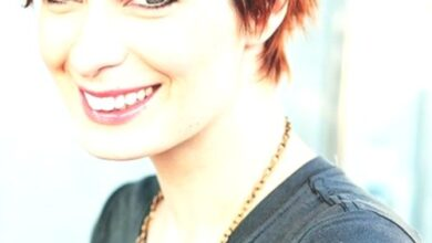 Photo of 18 Short Red Haircuts: Short Hair for Summer and Winter