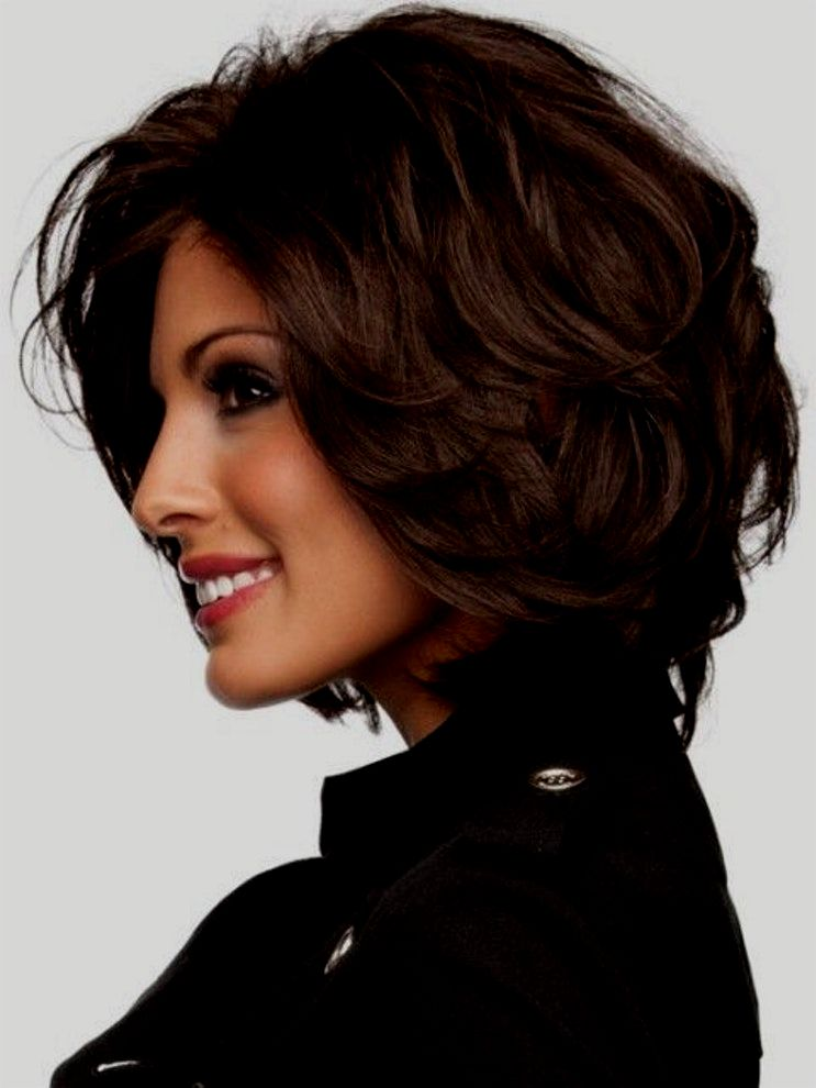 Fascinating Hairstyles For Thick Hair. Photo Luxury Hairstyles. For Thick Hair. Concepts