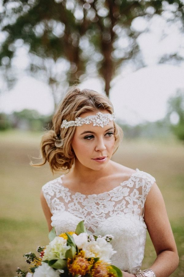 Excellent vintage bridal hairstyle inspiration-Cute vintage bridal hairstyle collection