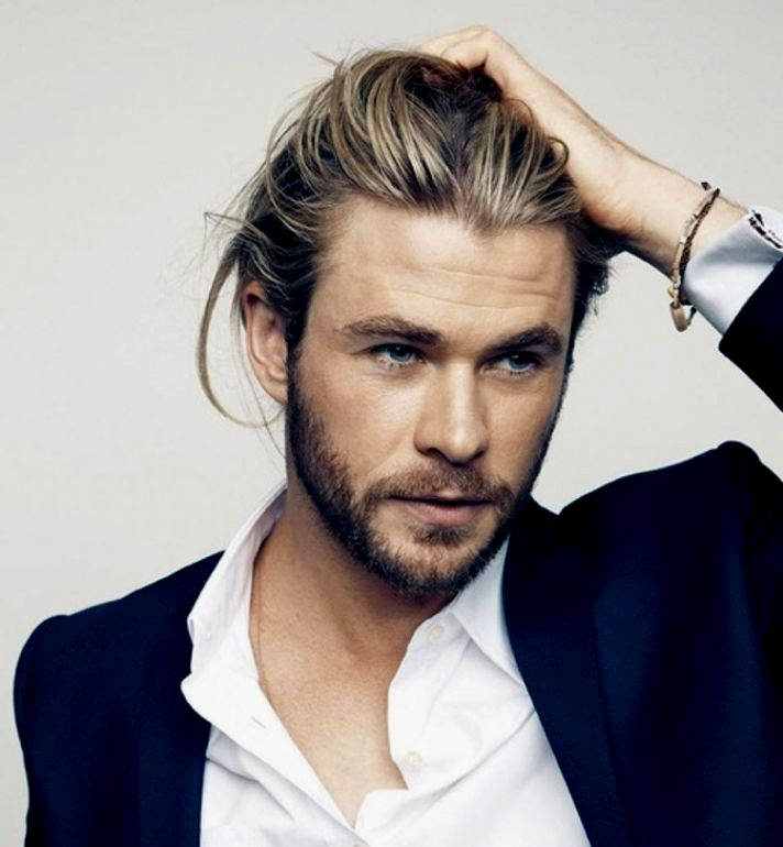 Finest Long Men Hairstyles Concept-Fantastic Long Men's Hairstyle Wall