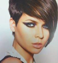 Photo of Amazing hairstyles asymmetrical design