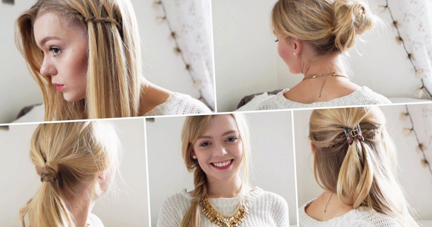 beautiful hairstyles for shoulder-length hair to make yourself picture-top Beautiful hairstyles for shoulder-length hair to do self reviews