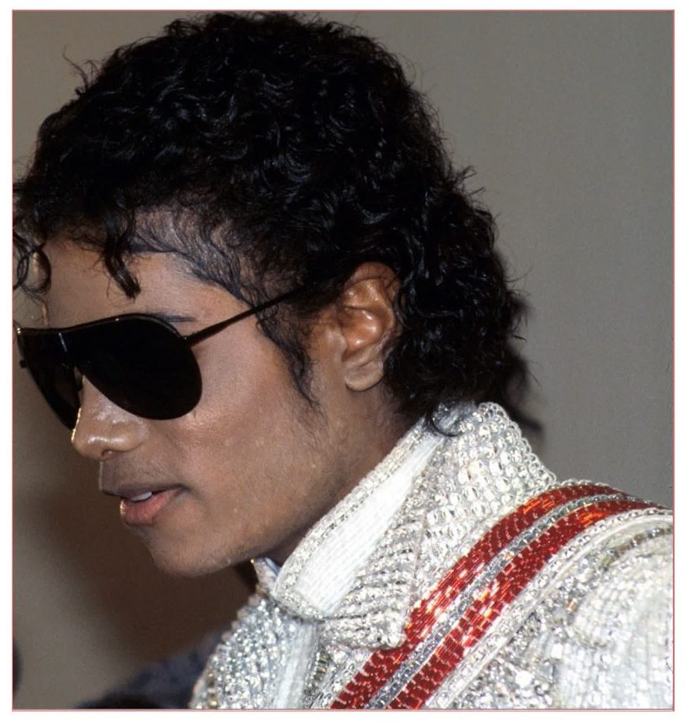 tapered hairstyles for men as well as michael jackson