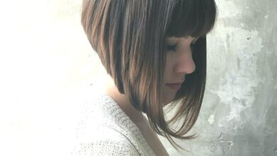 Photo of 10 modern bob hairstyles for well-groomed women