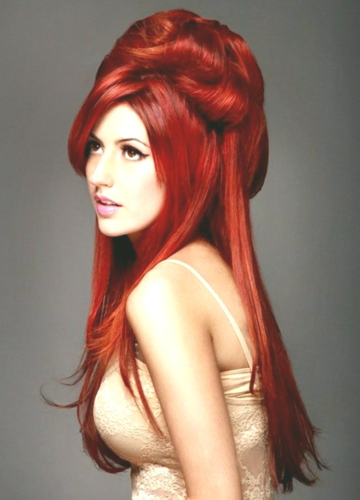 Luxury Red Black Hair Collection - Unique Red Black Hair Design