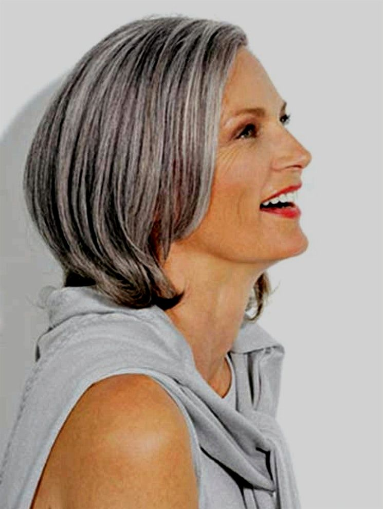 latest hairstyles gray hair design-Finest Hairstyles Gray Hair Image