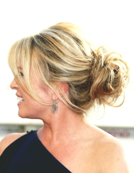 contemporary hairstyles for short hair model-Charming Updos For Short Hair Ideas