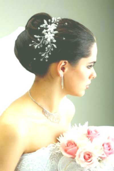 contemporary wedding hairstyles with veil décor-finest wedding hairstyles with veil design