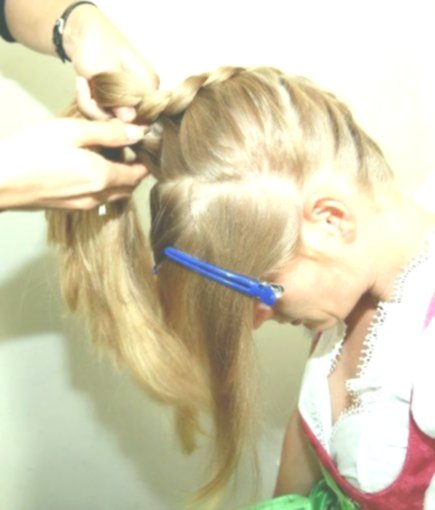 top braids for children photo picture-Excellent braided hairstyles For children layout