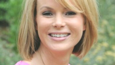Photo of Amanda Holden hairstyles