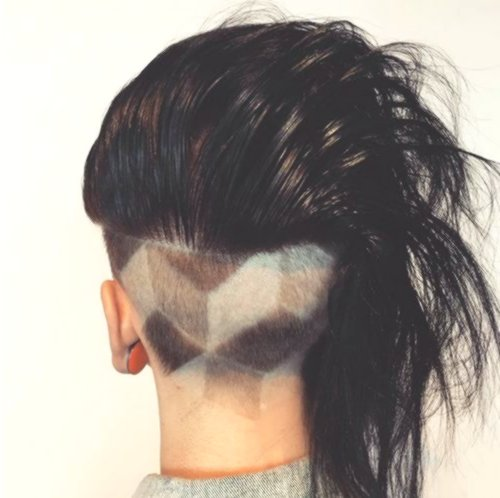 terribly cool pixie hairstyle décor-Unique pixie hairstyle concepts