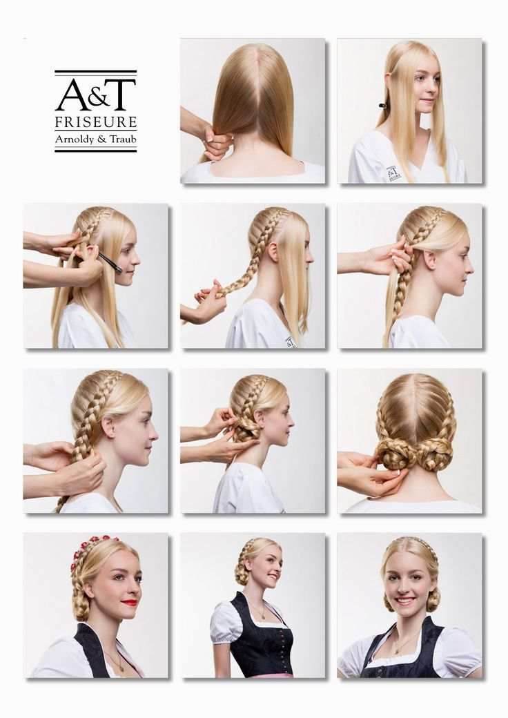 luxury hairstyles for dirndl gallery-Charming Hairstyles For Dirndl Photography