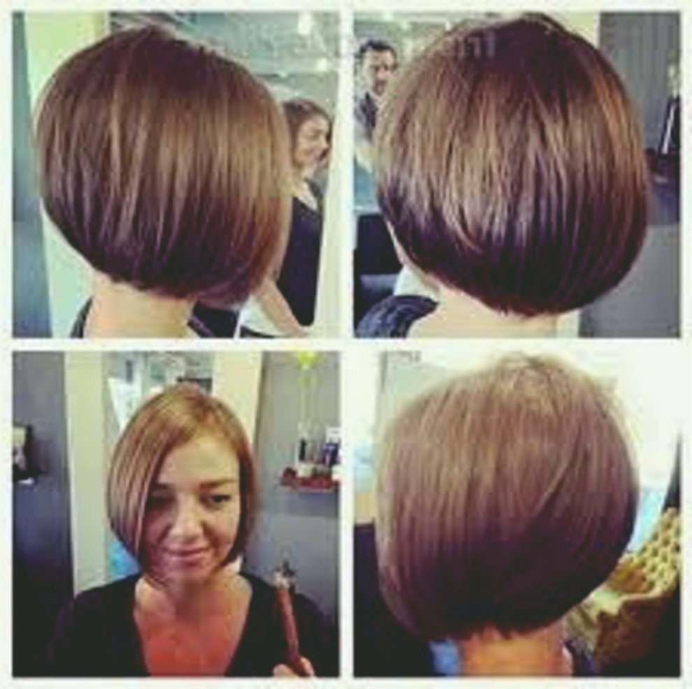 Best Bob Hairstyles Backstage Tiered Pattern Modern Bob Hairstyles Backstage Tiered Construction