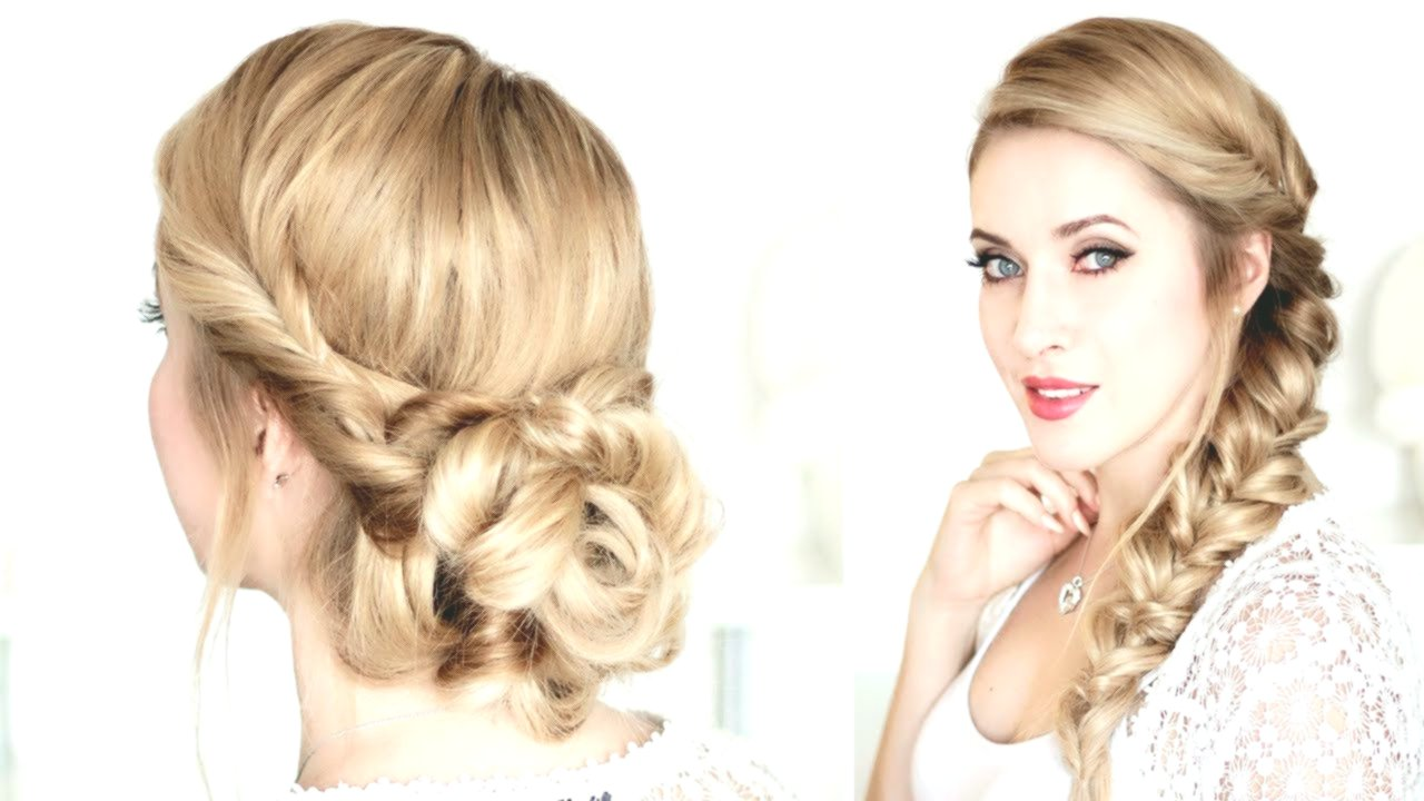 modern party hairstyles concept - Fascinating party hairstyles models