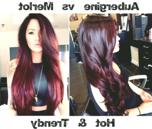 modern hair color eggplant portrait-top hair color eggplant concepts