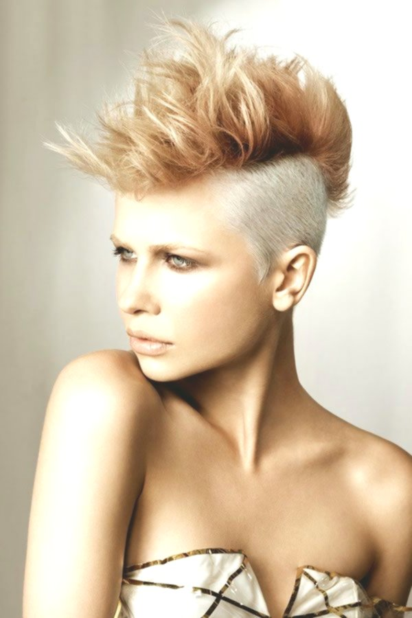 terribly cool styling short hair portrait-Modern Styling Short Hair Concepts