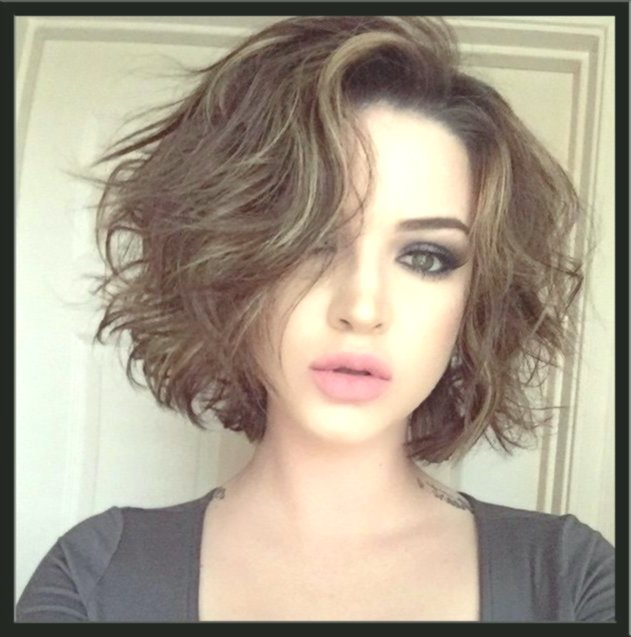 Fantastic Curly Short Hairdo Decor-Fascinating Curly Short Hairstyle Layout
