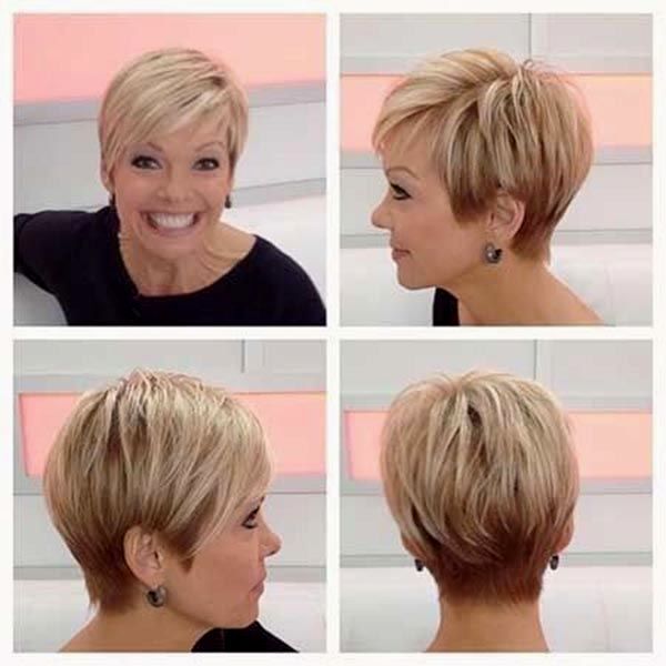fancy short hairstyles for women over 50 Idea-Top Short Hairstyles For Women 50+ Architecture