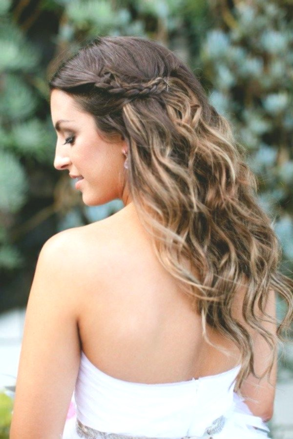 Lovely open hair hairstyles decoration - Fascinating open hair hairstyles decor