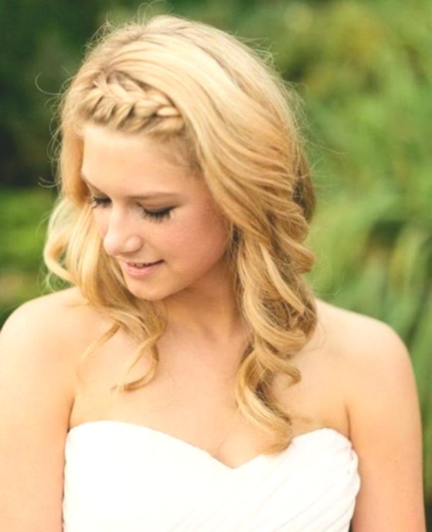 Inspirational Bridal Hairstyles Open Medium-length Image Awesome Bridal Hairstyles Open Mid-Length Gallery