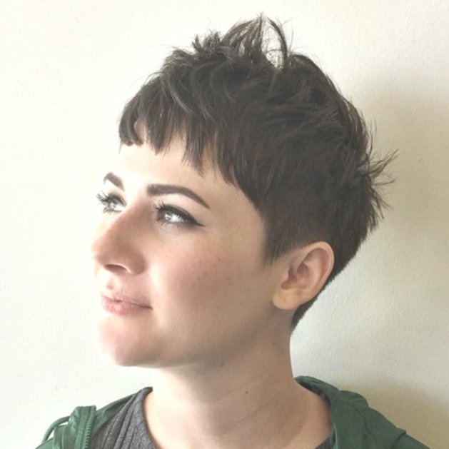 Sensational Cute Short Brown Hair Pattern Terrific Short Brown Hair Design