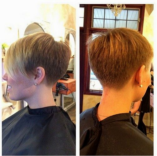 lovely bob hairstyles from behind foto-Breathtaking Bob Hairstyles From Behind Pattern