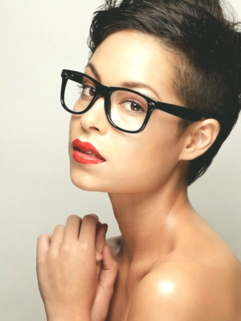 unique short hairstyles 2018 with glasses gallery-unique short hairstyles 2018 With glasses decor
