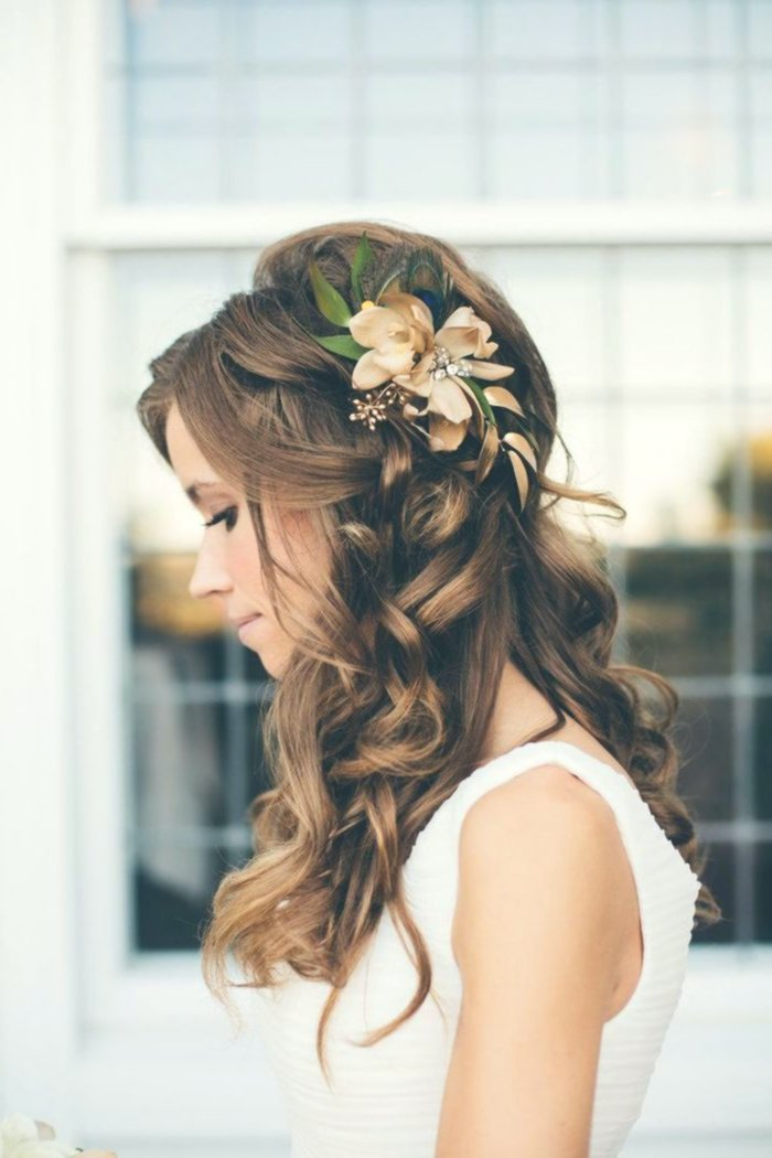 fresh hairstyles for a wedding inspiration - beautiful hairstyles for a wedding gallery
