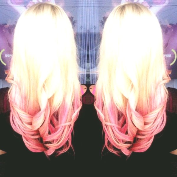 finest pastel pink hair ombre pattern-Stylish pastel pink hair ombre photo