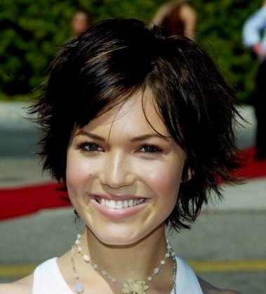 Fancy Short Hairstyles. Photo. Image Best Of Short Hairstyles. Portrait