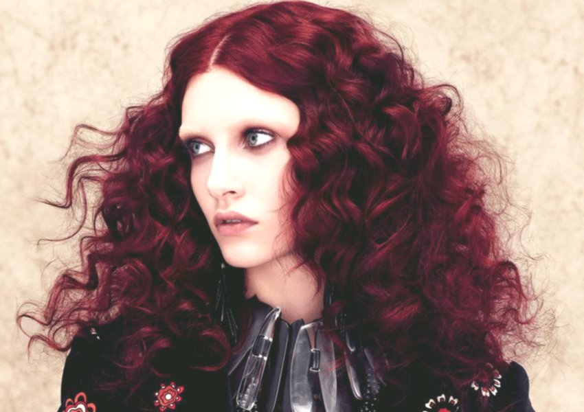 upwards dark red hair color décor-terrific dark red hair color photography