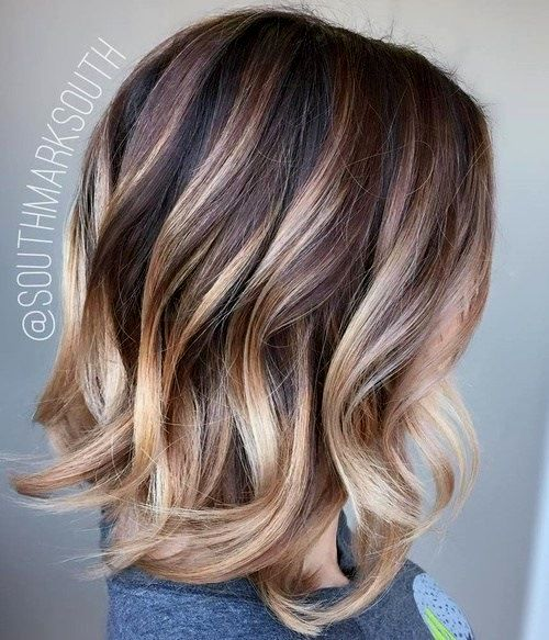 excellent hair color middle blonde ideas - Fascinating hair color Mittelblond gallery