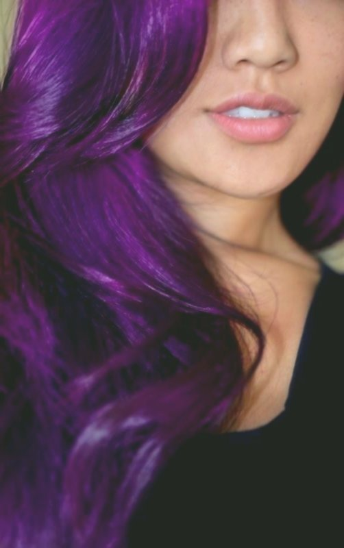Fascinating gaudy hair-colored architecture-New Gaudy hair colors design