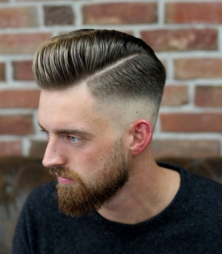 Outstanding Men's Hairstyle with Transition Pattern - Inspirational Men's Hairstyle With Transition Concepts