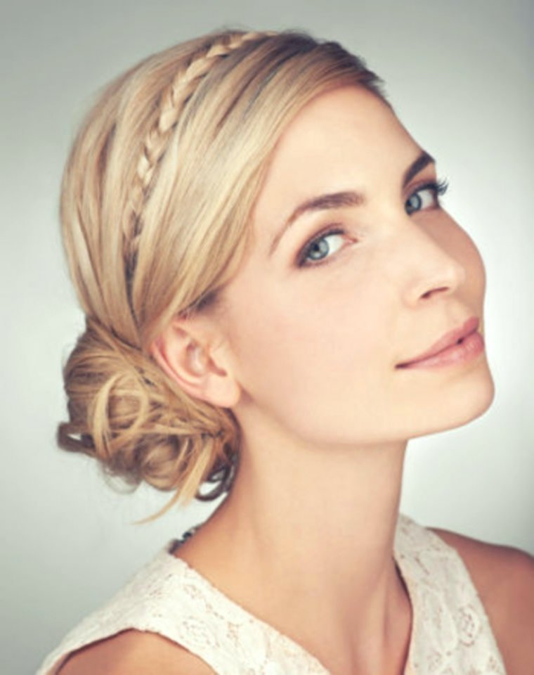 stylish bridal hairstyles medium length portrait-Cool Bridal Hairstyles Medium Length Pattern