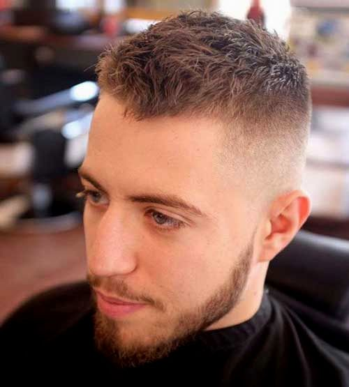 incredible men's short haircut photo-luxury men's short haircut gallery