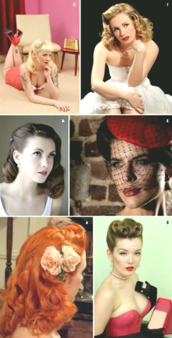 Excellent 60s hairstyle inspiration - Fascinating 60s hairstyle image
