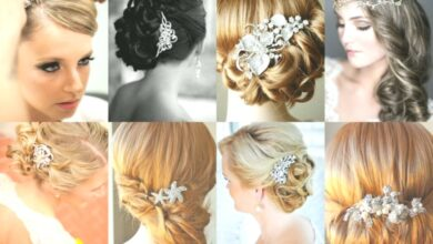 Photo of Vintage hairstyles for all types of parties