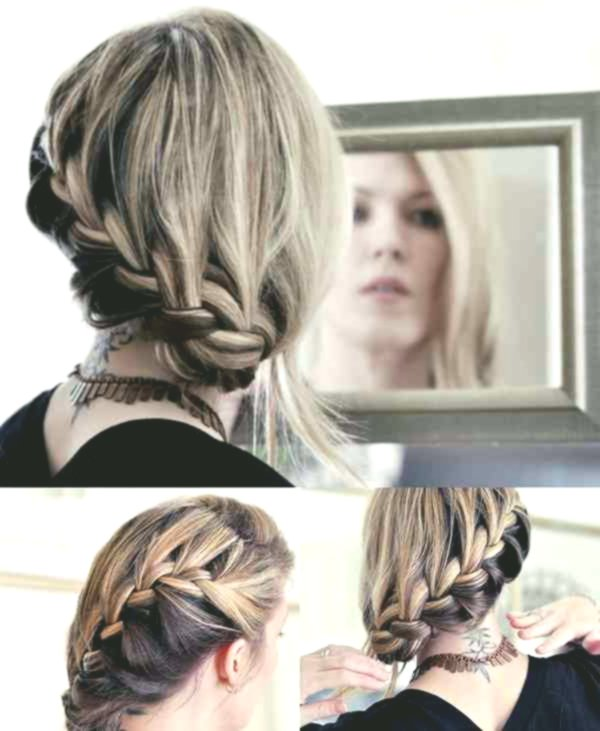 Sensational cute braided hairstyles collection - Luxury braided hairstyles pattern