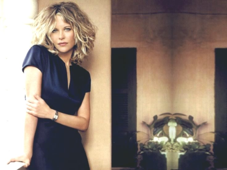 Excellent Meg Ryan Hairstyle Background Modern Meg Ryan Hairstyle Architecture
