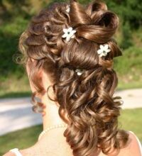 Photo of Awesome Bridal Hairstyles Open Mid-Length Gallery