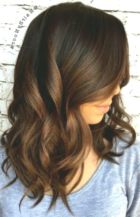 Luxury chocolate brown hair color inspiration-Fresh chocolate brown hair color decor