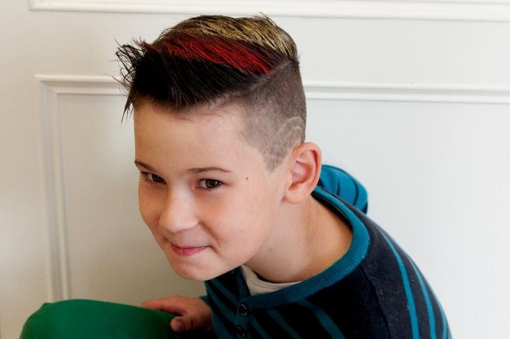 Unbelievable kids boys hairstyles inspiration-Cool kids boys hairstyles photography