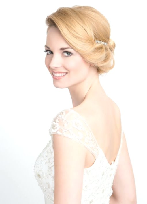 contemporary wedding hairstyles medium length hair portrait-Superb wedding hairstyles medium-long hair design