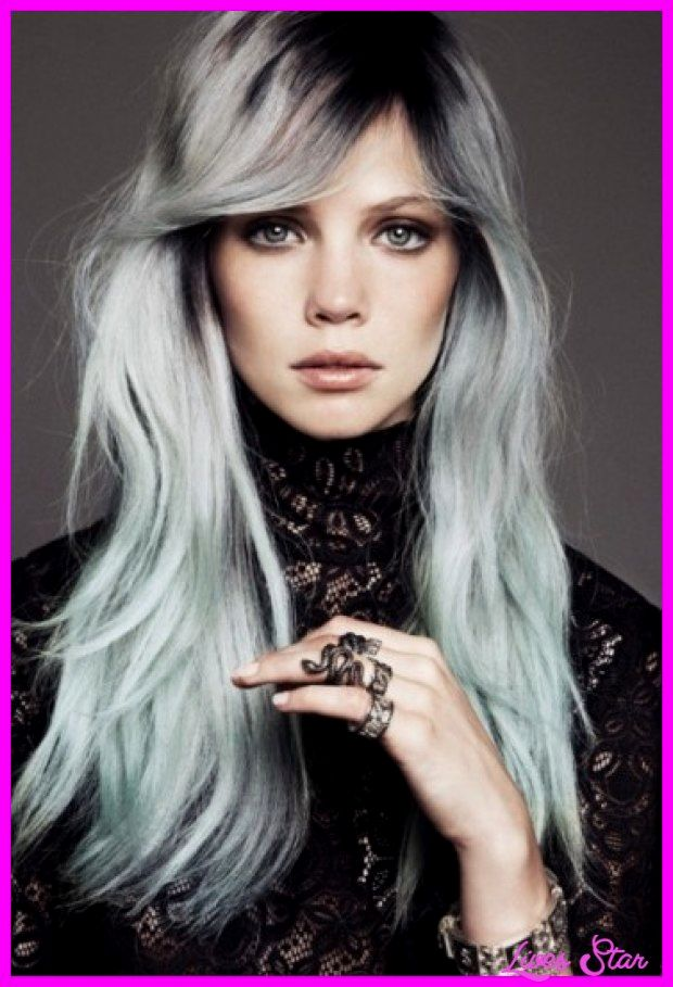 why will hair become gray concept-modern Why Be Hair Gray Collection