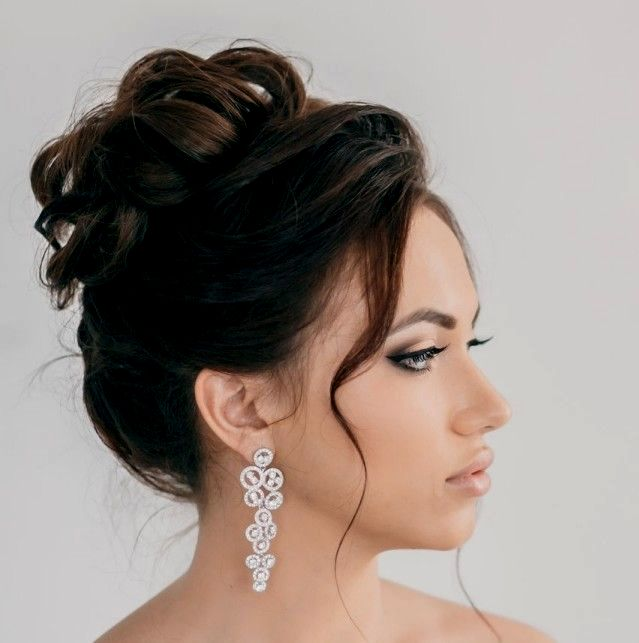 Inspirational Updos With Curls Décor-Modern Updos With Curls Portrait